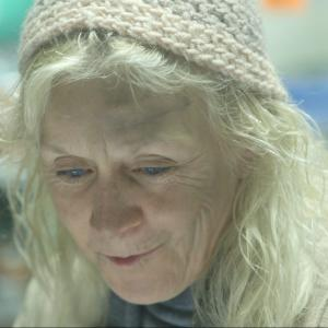 Ms Mae The Old Woman in Gnome Alone
