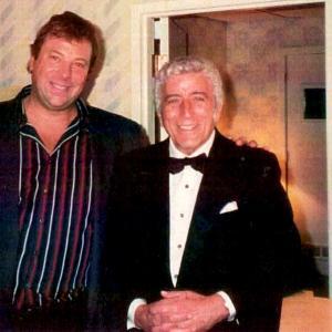 Bob DeBrino  Tony Bennett