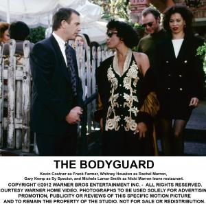 Kevin Costner, Whitney Houston, Gary Kemp, Michele Lamar Richards