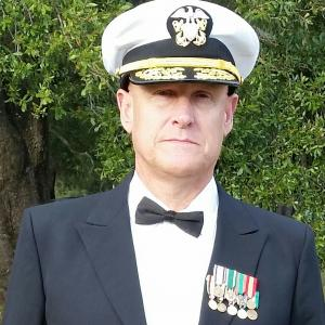 Rear Admiral NCIS New Orleans