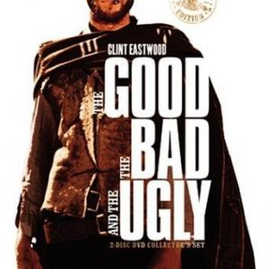 Clint Eastwood in Geras blogas ir bjaurus 1966