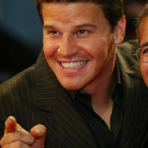 David Boreanaz at event of Im with Lucy 2002