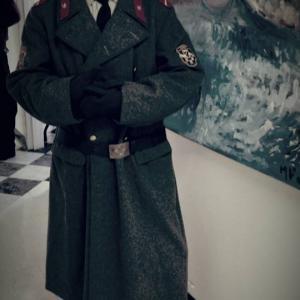 Soviet Union Officer Guard