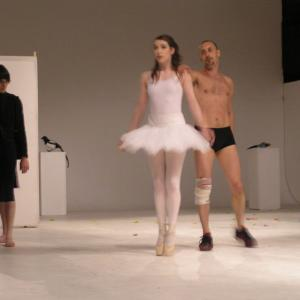 RaymondKym Suttle Contemporary Dance piece 13 Scenes of Insanity