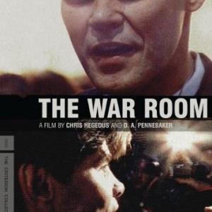 James Carville in The War Room 1993
