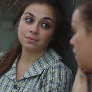 Still of Eleni Cassimatis and Bronte Sparrow