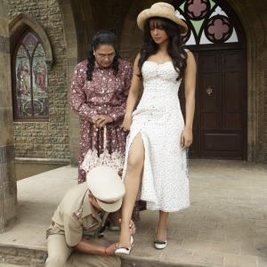 Still of Usha Uthup Annu Kapoor and Priyanka Chopra in 7 Khoon Maaf 2011