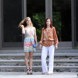 Still of Carrie Preston and Brooke D'Orsay in Royal Pains (2009)