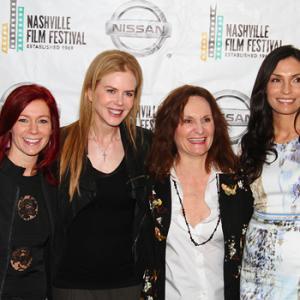 Nashville Film Festival panel with Nicole Kidman, Beth Grant, Famke Janssen