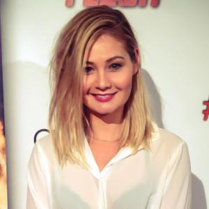Jessica Miller at the Premiere for Pound of Flesh Los Angeles 2015