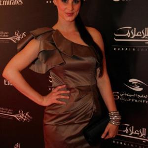 5th Gulf Film Festival 2011 - Laura Quirke