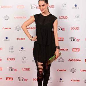 Laura Quirke - Hot 100 Dubai 2012