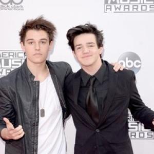 Red Carpet of American Music Awards