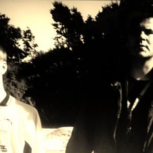 Alastair Thomson Mills as Joe Wilson with Alexus Gregory as Mathew in No Ordinary Joe