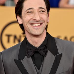 Adrien Brody at event of The 21st Annual Screen Actors Guild Awards (2015)