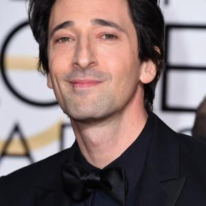 Adrien Brody at event of 72nd Golden Globe Awards (2015)