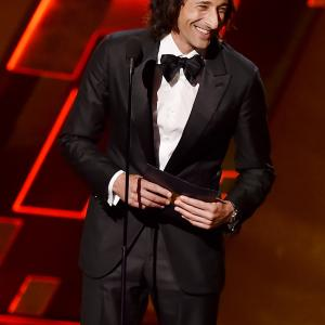 Adrien Brody at event of The 67th Primetime Emmy Awards (2015)