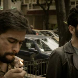 Still of Luis Rosales and Xavier Jimenez-March in Fragmented