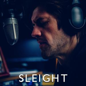 Poster for the short film Sleight directed by Faisal Hashmi