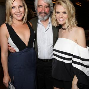 Sam Waterston, June Diane Raphael and Brooklyn Decker at event of Grace and Frankie (2015)