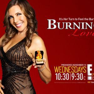 June Diane Raphael and Burning Love