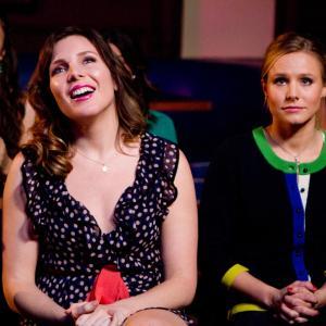 Still of Kristen Bell, Deanna Russo and June Diane Raphael in Burning Love (2012)