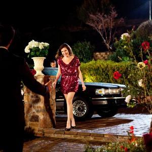 Still of Ken Marino and June Diane Raphael in Burning Love (2012)