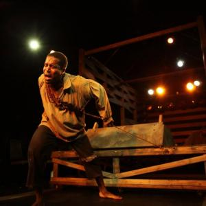 World Premiere of bonded by Donald Jolly at the LA Theatre Center