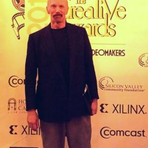 Adam on the Red Carpet at the CreaTiVe Awards Ceremony for the film Frank directed by Hester Wagner Frank was nominated for an award at this Silicon Valleybased film festival