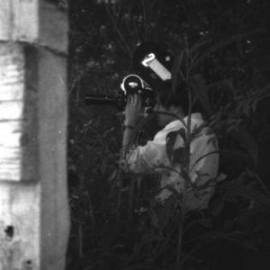 Kuchera photographs his first feature