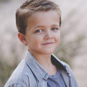 Elliot  September 2015 6 years old