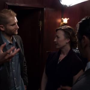 Nord Express with director Stefan Kubicki, Nina Zavarin and Konstantin Lavysh