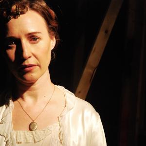 Nina Zavarin in Nord Express as Anna, Directed by Stefan Kubicki