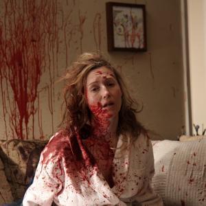 Nina Zavarin in Los Bastardos as Karen, Directed by Amat Escalante