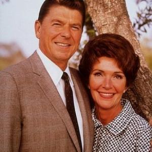Ronald and Nancy Reagan 1968