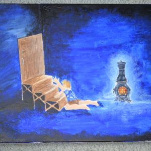 Artwork by Sammy Rose Hickman for the Illusionism movie