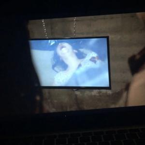 Torture Video Victim scene from Crush The Skull 2015