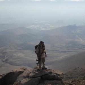 Wazir AkBar Khan, Afghanistan circa 2011