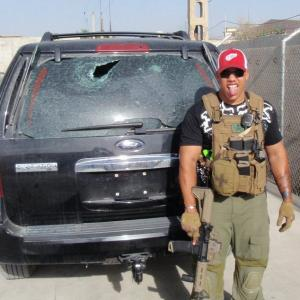 Camp Phoenix, Afganistan 2011