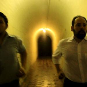 Jonathan Heitor and Rafael Santin