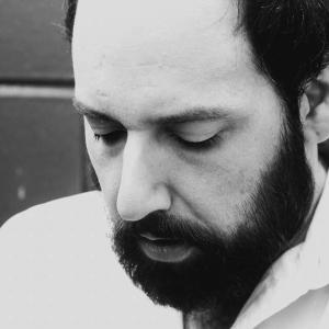 The actor and director Rafael Santin