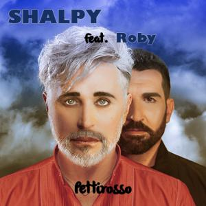 CD Cover : singing with the italian singer Shalpy ( Scialpi )